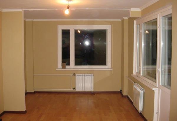 Стоимость ремонта комнаты в Таллинне 17.3 кв.м.