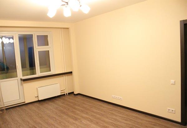 Toa remont Tallinnas on 19 m². 550 €